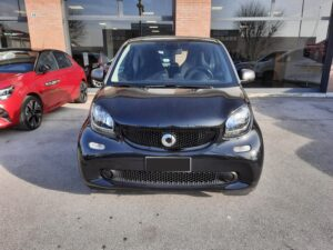 SMART fortwo 1.0 twinamic PASSION