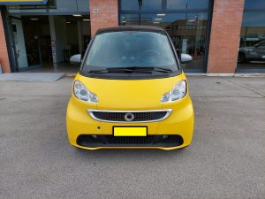 SMART forTwo 1000  MHD coupé pulse